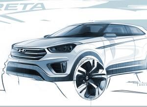 Creta, el nuevo Suv de Hyundai