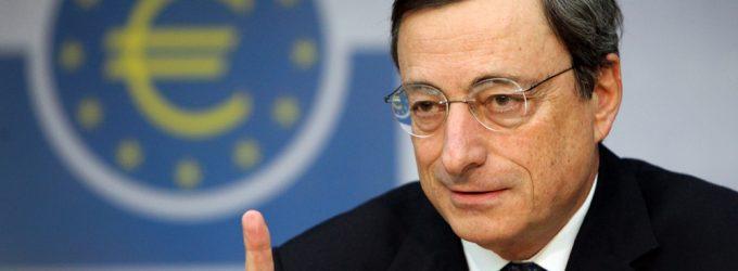 BCE: La inflación sigue siendo el gran problema de Draghi