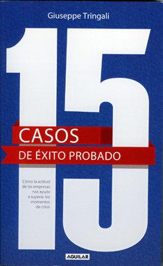 15 Casos de éxito probado de Aguilar.