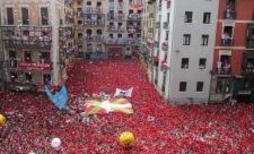 Los hoteles de Pamplona casi al 100% durante este fin de semana por los Sanfermines