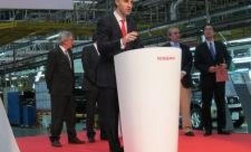 Nissan convoca a los sindicatos el lunes para un pacto con el fin de ganar competitividad