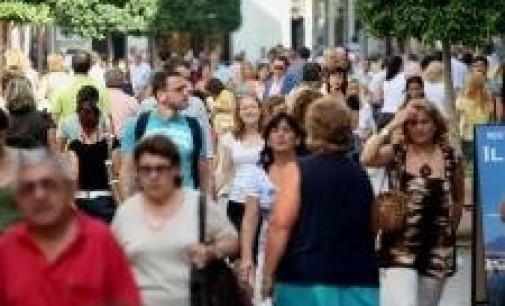 El gasto de los turistas extranjeros aumenta un 5,6% hasta junio, con 23.644 millones