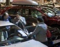 Las ventas de coches crecen un 9,2% en la primera mitad del febrero, con casi 25.000 unidades