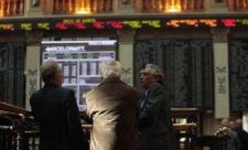 La Bolsa negocia un 8,4% menos hasta marzo, hasta 162.120 millones