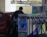 La demanda de carburantes de automoción aumenta un 1,2% hasta mayo