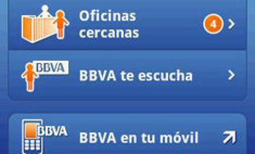 Los clientes de BBVA disfrutan de la más amplia oferta de 'apps' para llevar el banco en sus manos
