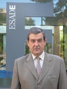 Profesor de la facultad de Derecho de ESADE