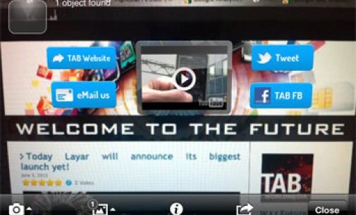 Layar Creator pone el poder de la impresión interactiva al alcance de todos