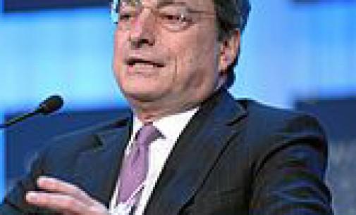 La banca española se reunirá con Draghi de cara a los test de estrés europeos