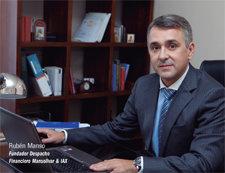 Rubén Manso, Fundador despacho Financiero Mansolivar&IAX
