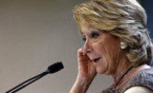 Aguirre propone crear un organismo que investigue los movimientos de capital sospechosos en el Partido Popular