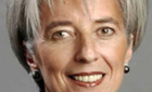 Lagarde considera «prematuro» conceder más financiación y más tiempo a Grecia para alcanzar los objetivos