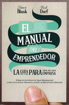 El manual del emprendedor; de Gestión 2000.