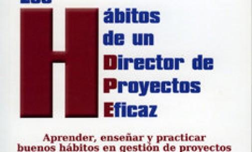 <br />Los hábitos de un director de proyectos eficaz