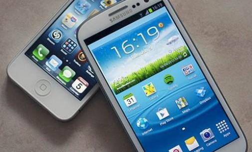 Guerra en la telefonía entre Apple y Samsung