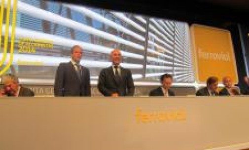 Ferrovial recompra acciones propias por 13,7 millones de euros en la última semana