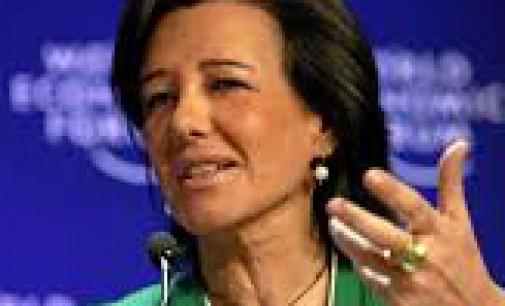 Ana Botín se reúne con Dilma Roussef y anuncia 10.000 millones de dólares para financiar infraestructuras
