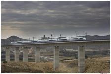 Tren de AVE de Renfe