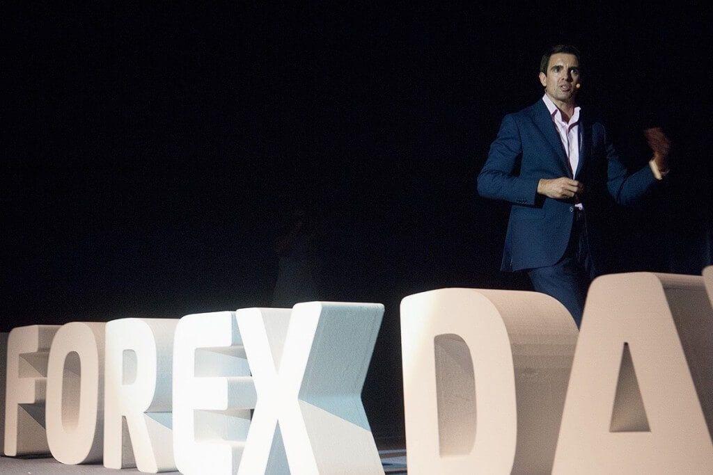 David Aránzabal creador del Forex Day