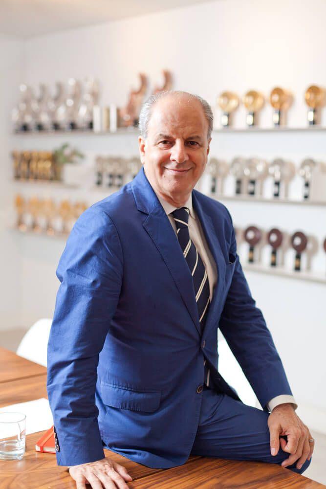 Frutos Moreno, presidente de TBWA España