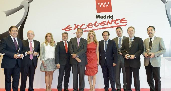 La Comunidad de Madrid celebra sus Premios Madrid Excelente a la Confianza de los Clientes