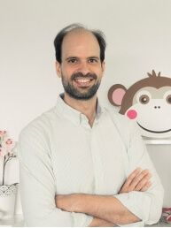 Enrique Bretos, cofundador de Pisamonas