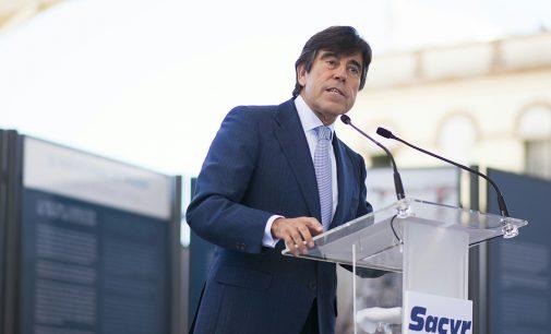 España y Sacyr presumen de la mayor obra de ingeniería del mundo
