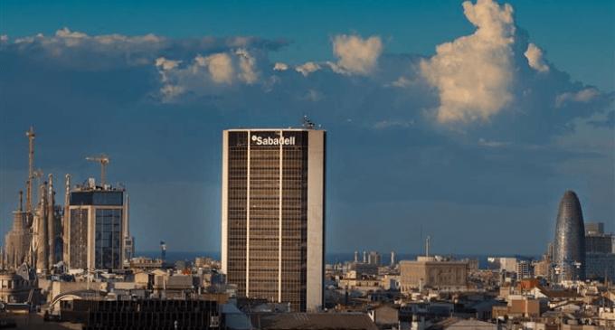Banco Sabadell gana 216,1 millones durante el primer trimestre