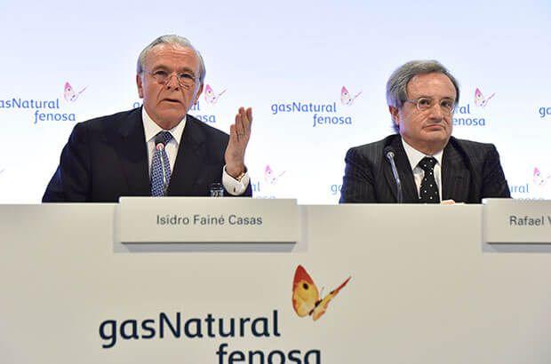 Isidro faine gas natural fenosa
