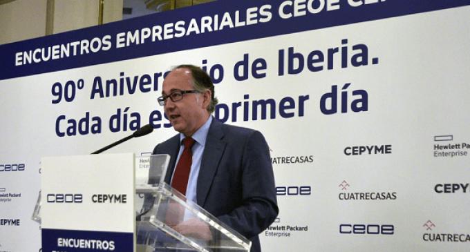 Iberia se mantiene como la aerolínea más puntual del mundo