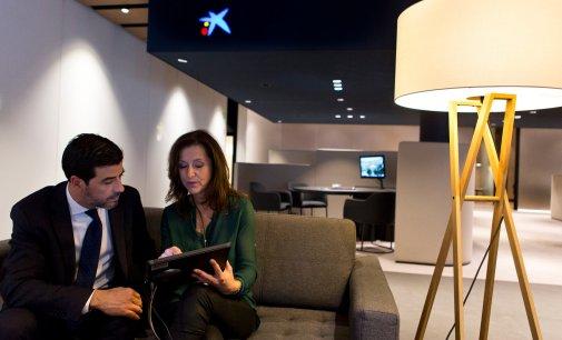 Fortaleza comercial de CaixaBank: obtiene un 31,6% más de beneficios