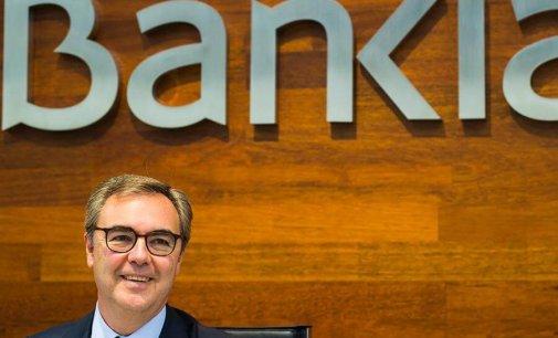 La actividad comercial de Bankia le lleva a crecer un 6,7% en beneficios