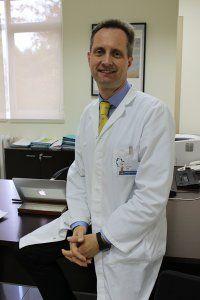 Dr. Jesús García-Foncillas, Director del Oncohealth Institute, Hospital Universitario Fundación Jiménez Díaz (Grupo Quirónsalud).