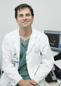 Dr. Borja Ibáñez, Cardiólogo del Hospital Universitario Fundación Jiménez Díaz (Grupo Quirónsalud)