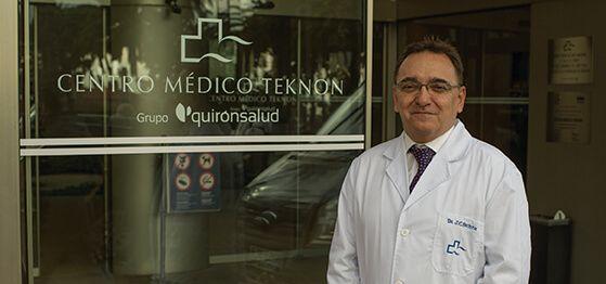 Dr. José Emilio Batista, Director de la Unidad de Urodinamia de Centro Médico Teknon