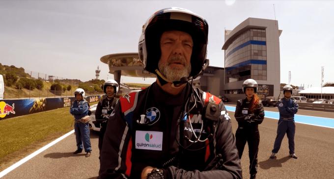 Quirónsalud ha atendido a 105 pilotos en el último Campeonato del Mundo de Motociclismo