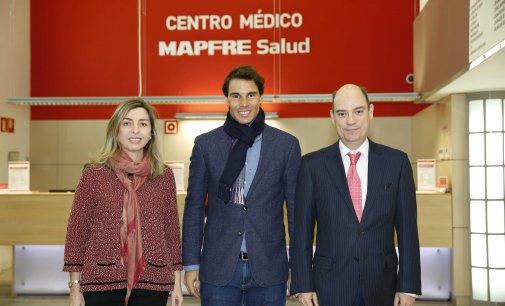 MAPFRE inaugura una clínica para tenistas en Madrid