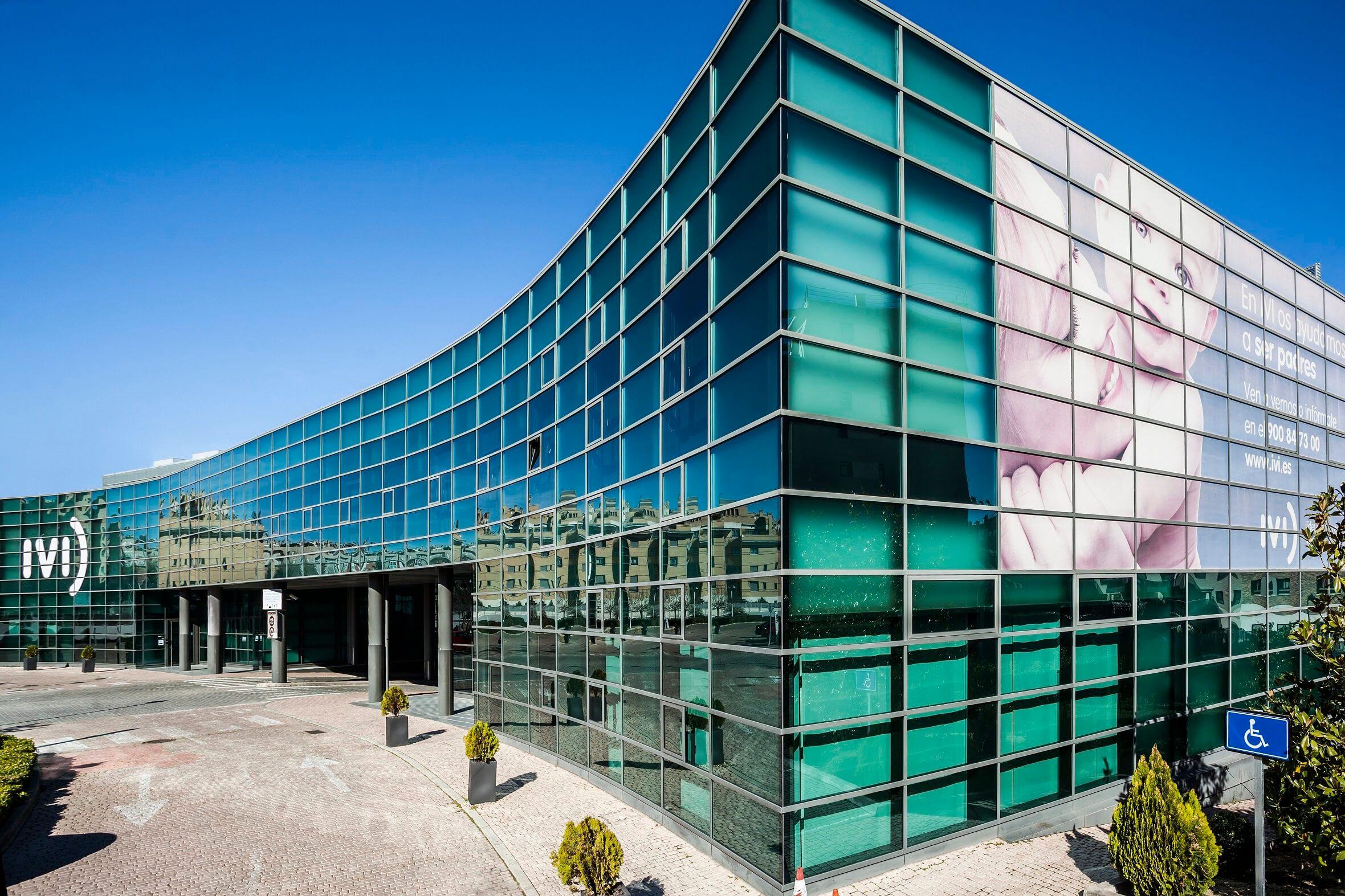 sede IVI Madrid