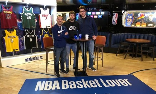 NBA Basket Lover, el programa digital de Endesa para seguir la mejor liga del mundo de baloncesto