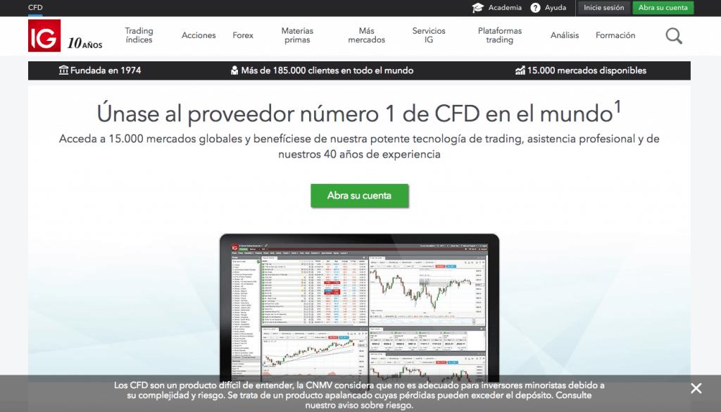 IG - CFDs
