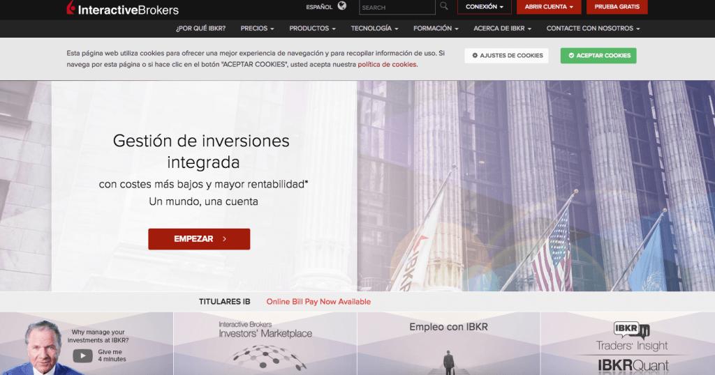 Interactive Brokers - CFDs