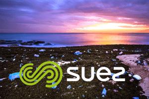 El voluntariado de Suez recoge residuos de mares y ríos.