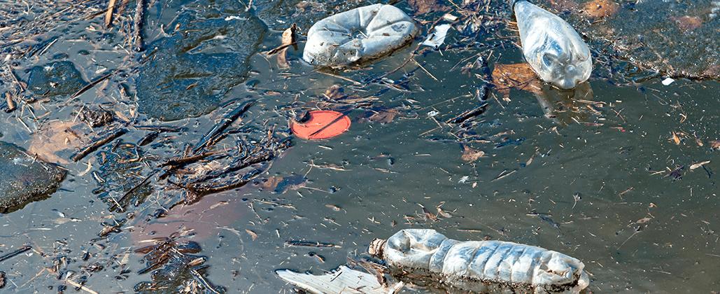 Una de las cosas que más contamina son los plásticos