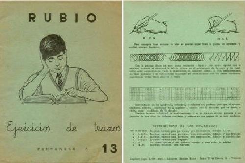 Cuadernos Rubio para facilitar el aprendizaje