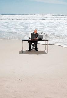 Apuesta por la oficina virtual y vete de vacaciones conectado
