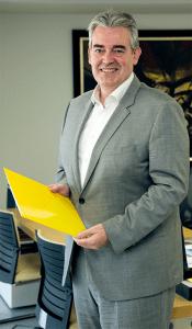 José Luis Abelleira, Director General de Banco Pichincha España