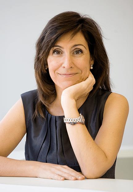 Núria Vilanova, Presidenta de INFORPRESS.