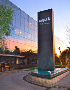 Meliá Hotels International.