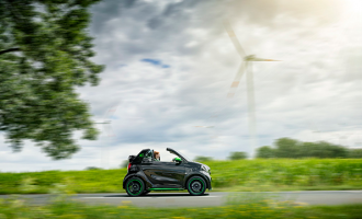 Recorrer Ibiza en coche eléctrico sin contaminar y a coste cero, ya es posible