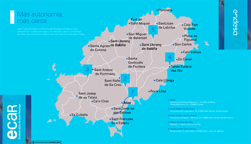 mapa-primera-red-recarga Ibiza, Endesa - Smart